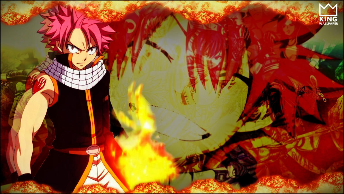 Fairy Tail Dragon Slayers Anime Character Biography
