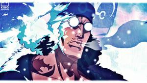 Aokiji Wallpaper - @One Piece