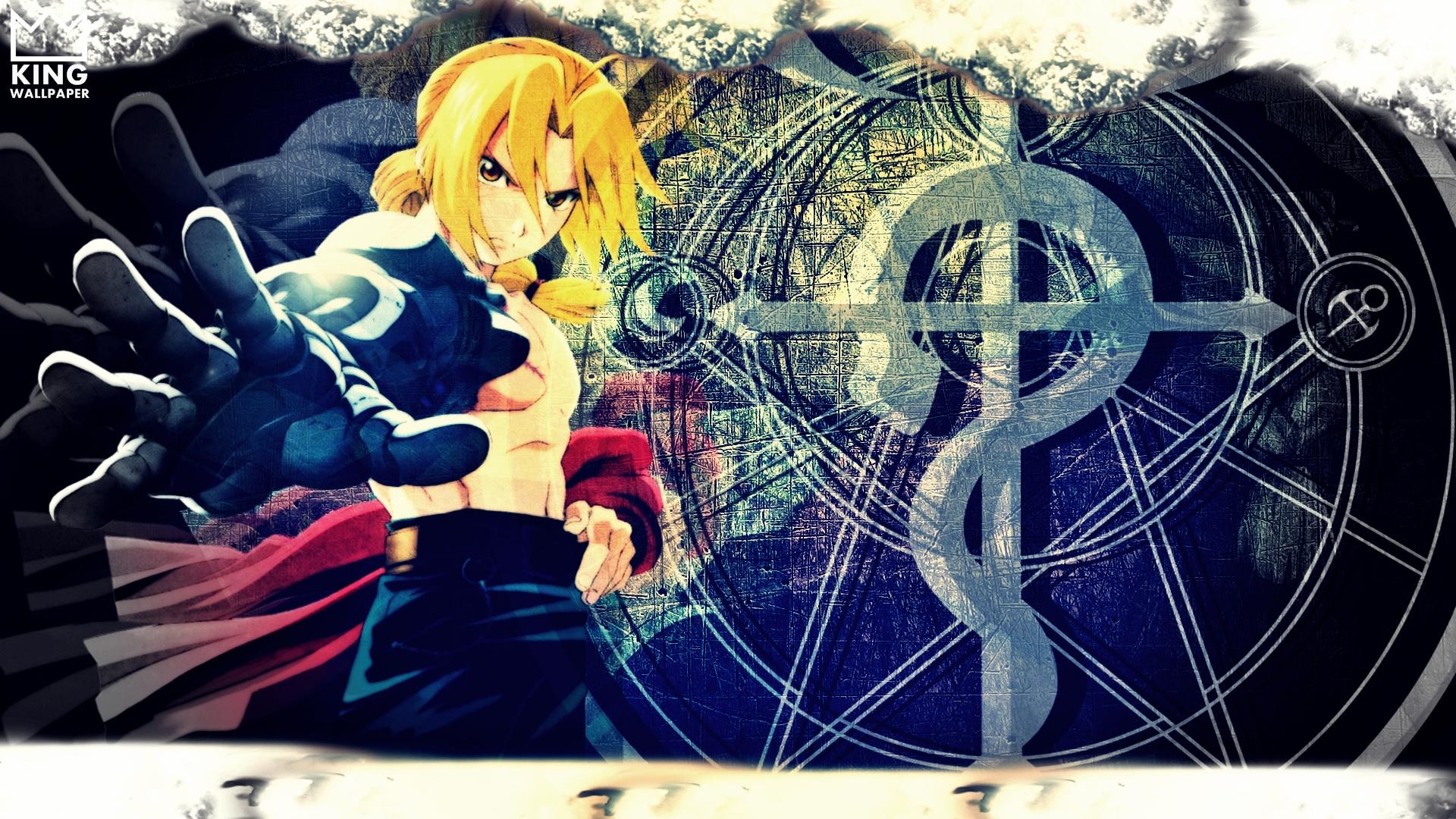 Edward elric wallpaper
