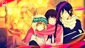 Noragami Wallpaper - @kingwallpaper