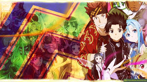 Sword Art Online 2 Wallpaper - @kingwallpaper