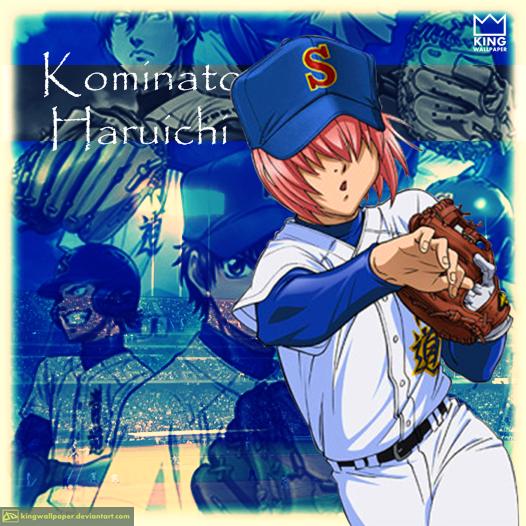 Kominato Haruichi: Kominato Haruichi By Kingwallpaper On DeviantArt