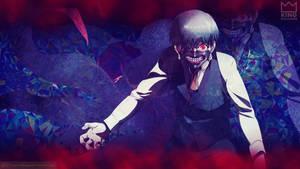 Tokyo Ghoul Wallpaper - @kingwallpaper