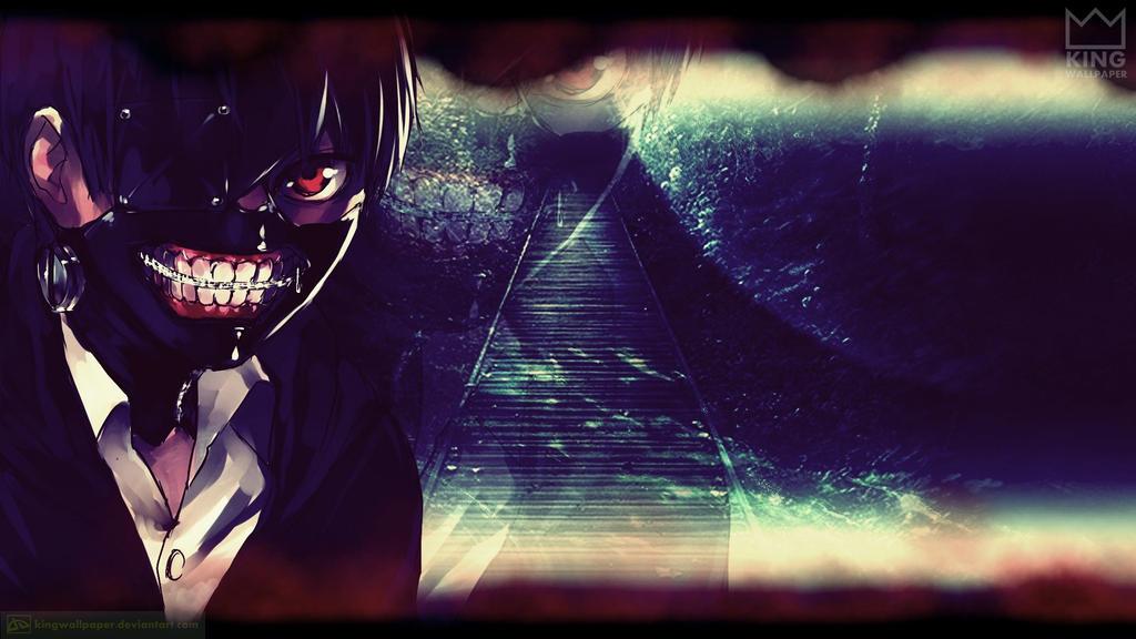 Tokyo Ghoul Wallpaper - @kingwallpaper by Kingwallpaper on