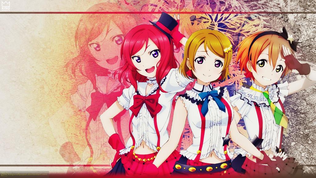 Love live school idol wallpaper kingwallpaper by - Love live wallpaper 540x960 ...