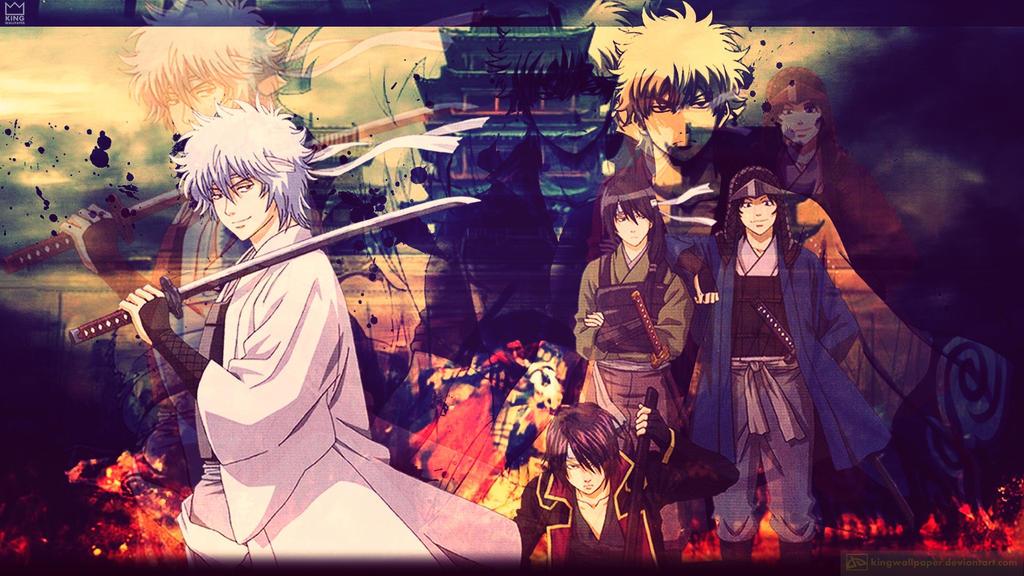 Image Result For Gintama Manga Wallpaper