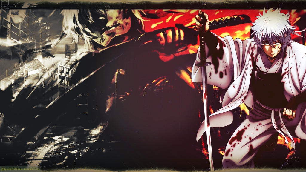 gintama wallpaper hd art - photo #1