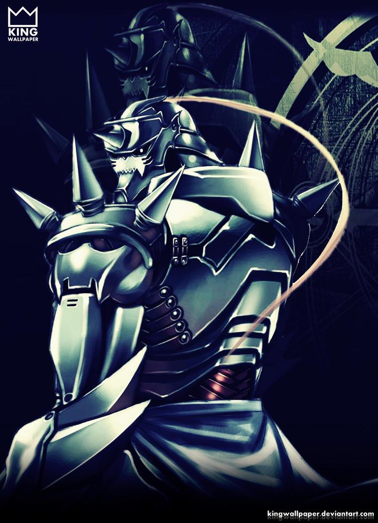 Fullmetal Alchemist Wallpaper by Kingwallpaper on DeviantArt