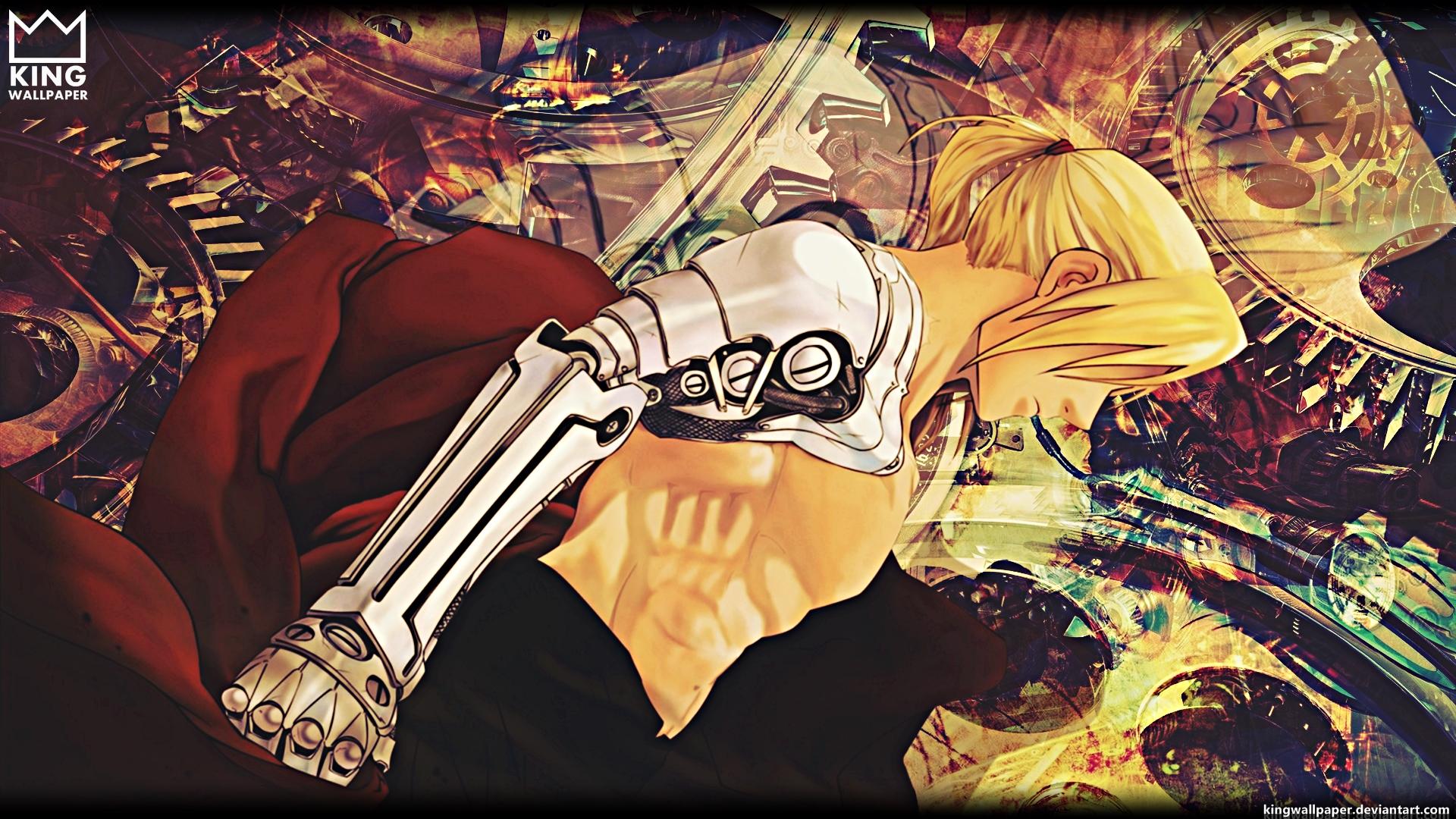 manga fullmetal alchemist wallpapers - photo #12