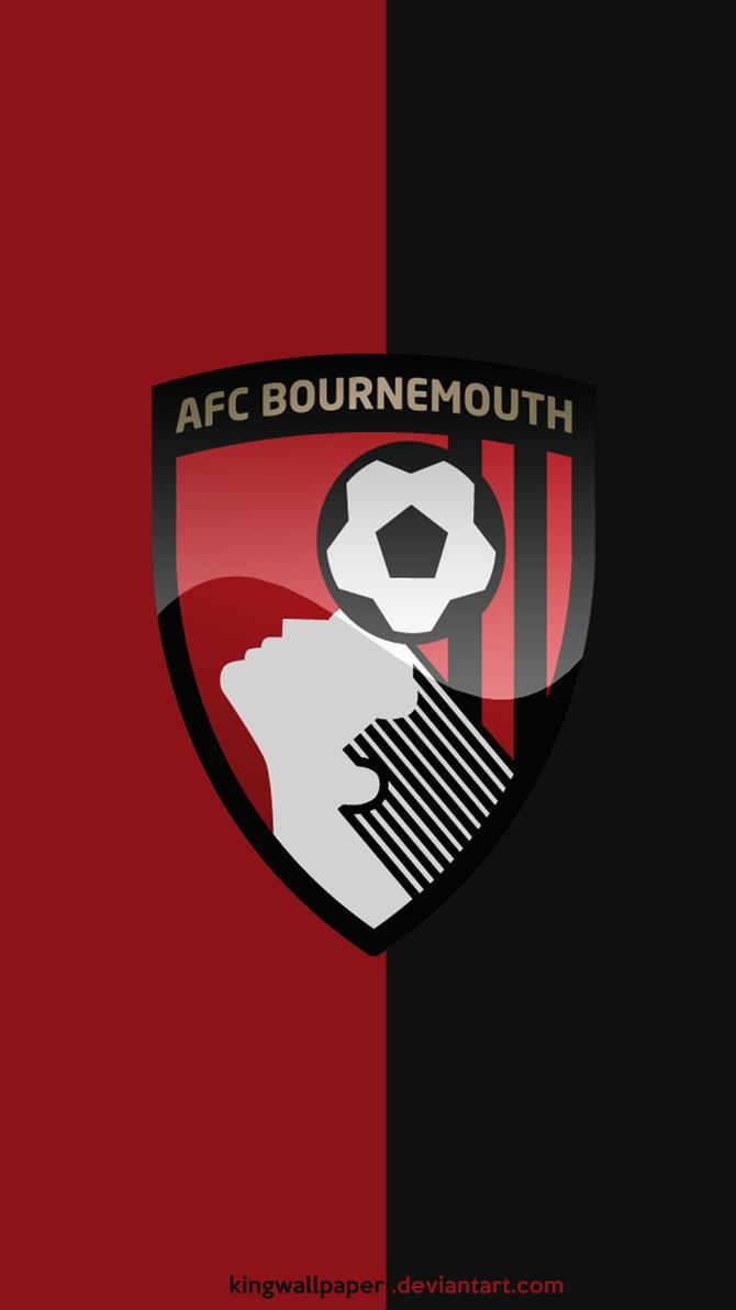Afc Bournemouth Moblie Background By Kingwallpaper On Deviantart