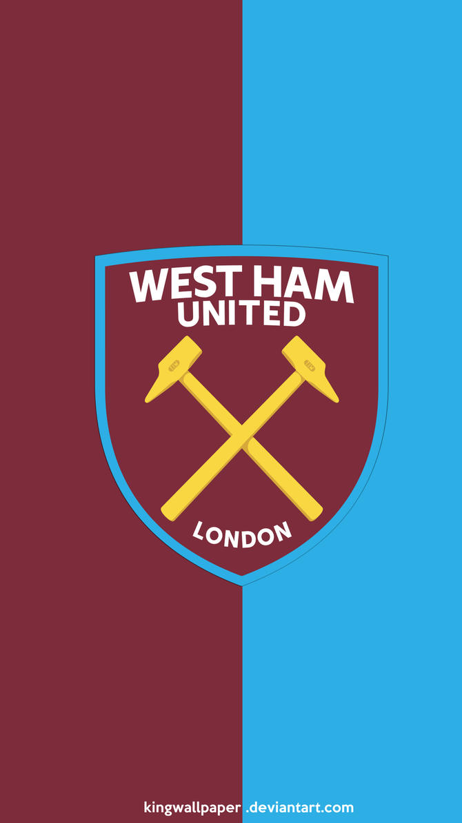 West Ham United moblie background by Kingwallpaper on ... Soccer Backgrounds For Iphone