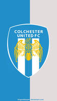 Colchester united moblie background