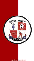 Crawley Town moblie background