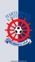 Hartlepool United moblie background