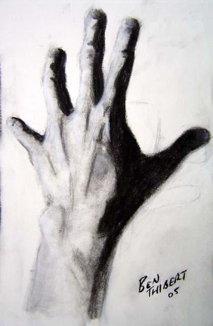 Reaching Hand by thibert on DeviantArt