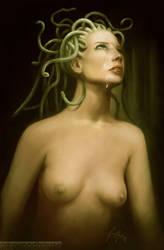 Medusa by gavwoodhouse