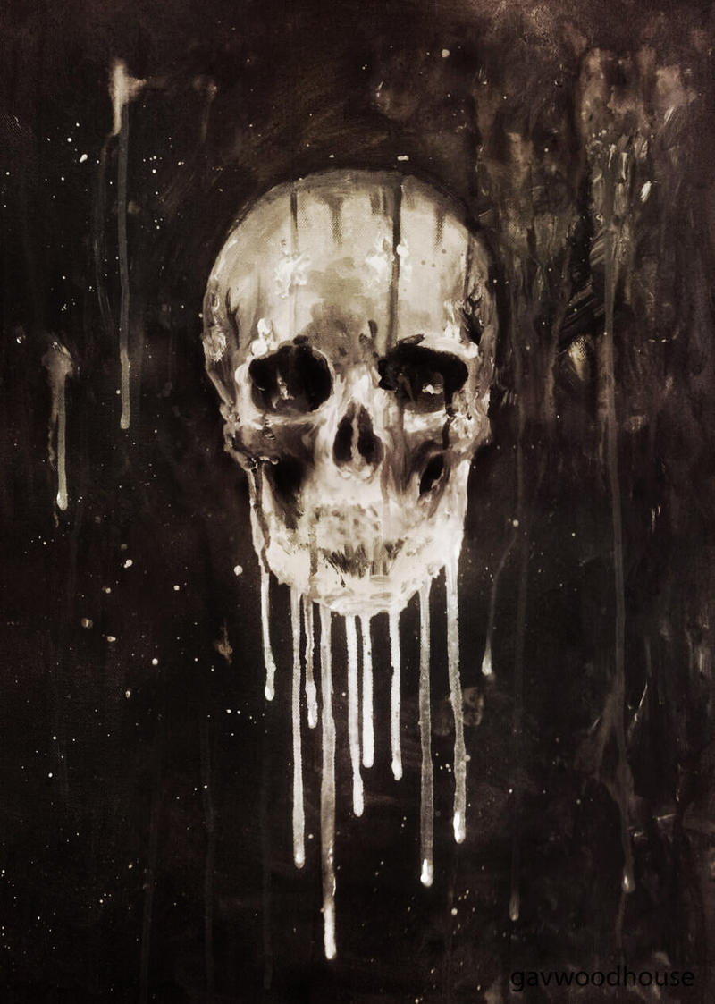 Skull by gavwoodhouse