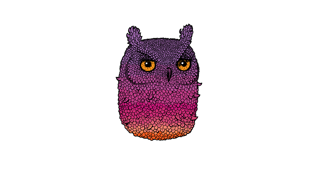 Owl Design by gavwoodhouse