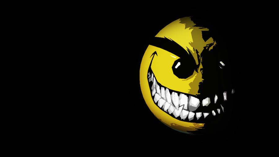 Evil Smile by KrizTakeda on DeviantArt