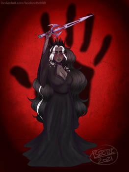 Empress Hel - Redraw