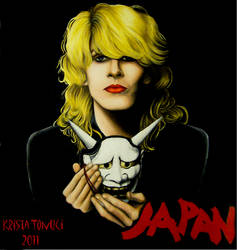 Japan: David Sylvian