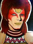 Glowy Bowie