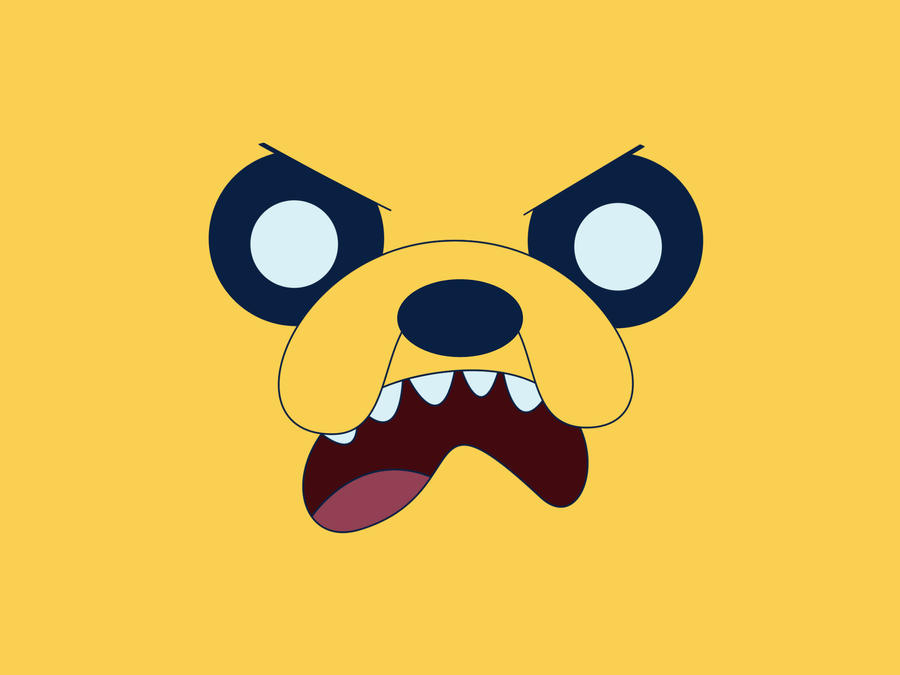 Jake the Dog Desktop Picture by Partack on DeviantArt
