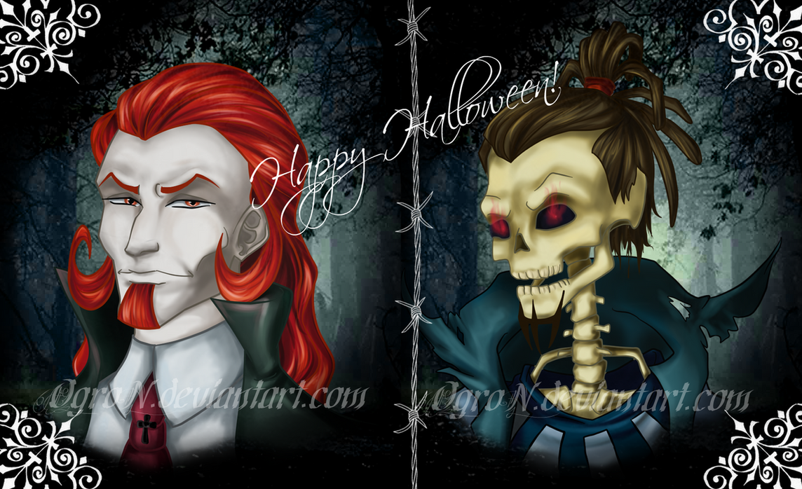 Halloween BC by OgroN