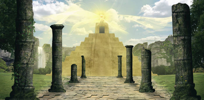 Lost temple of Sun