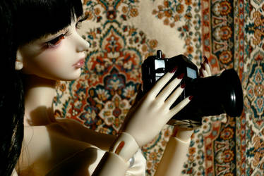 The Doll Photographer: part II by 5omnifer