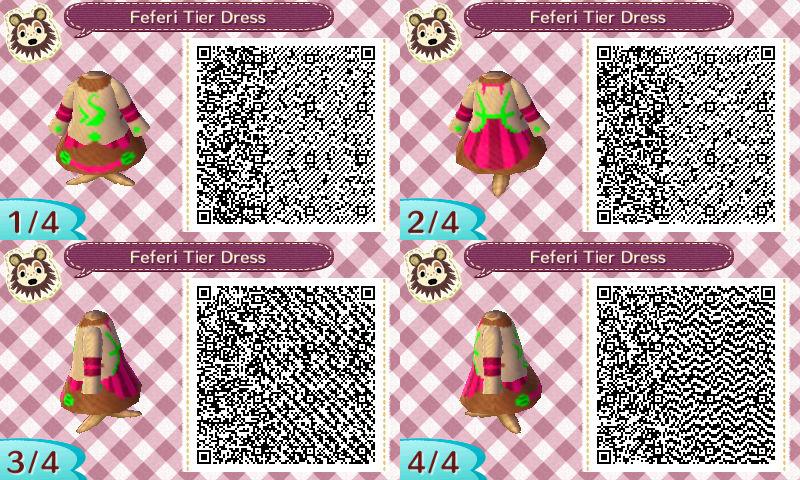 Feferi Tier Dress by zombiecatfire13