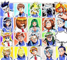 Yuuei Class 1-B