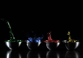 A Splash of Colour by Vanolo
