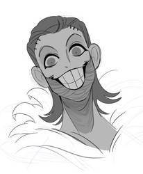 jeff the killer by miraclespout