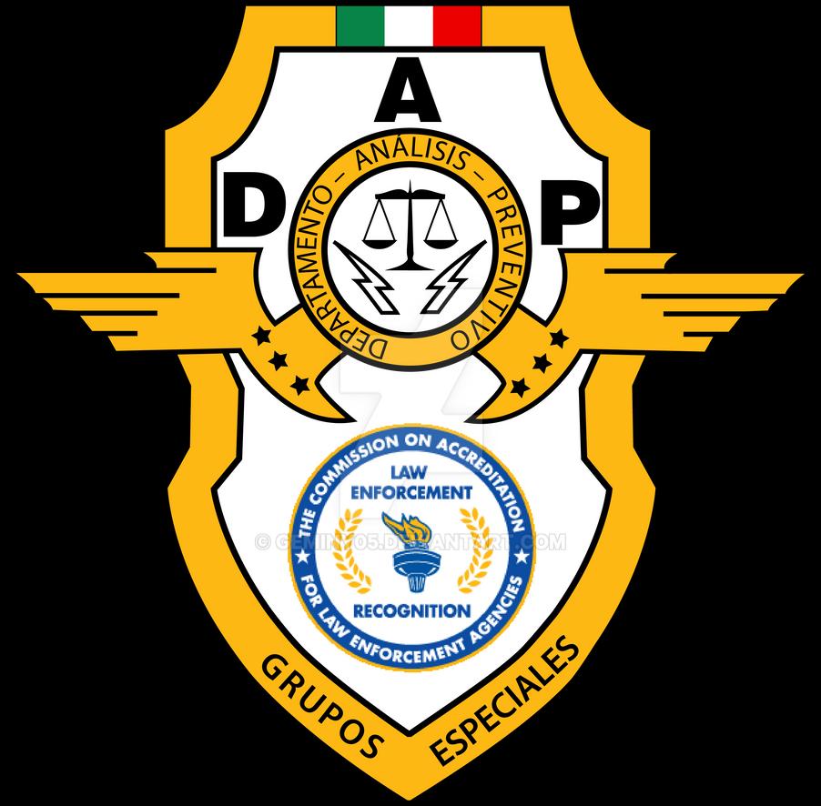 DAP Logo Special Squad by geminy05