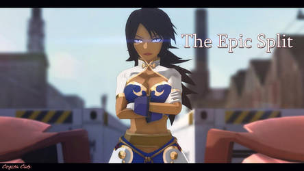 MMD - The Epic Split feat Akira (Video) by CogetaCats