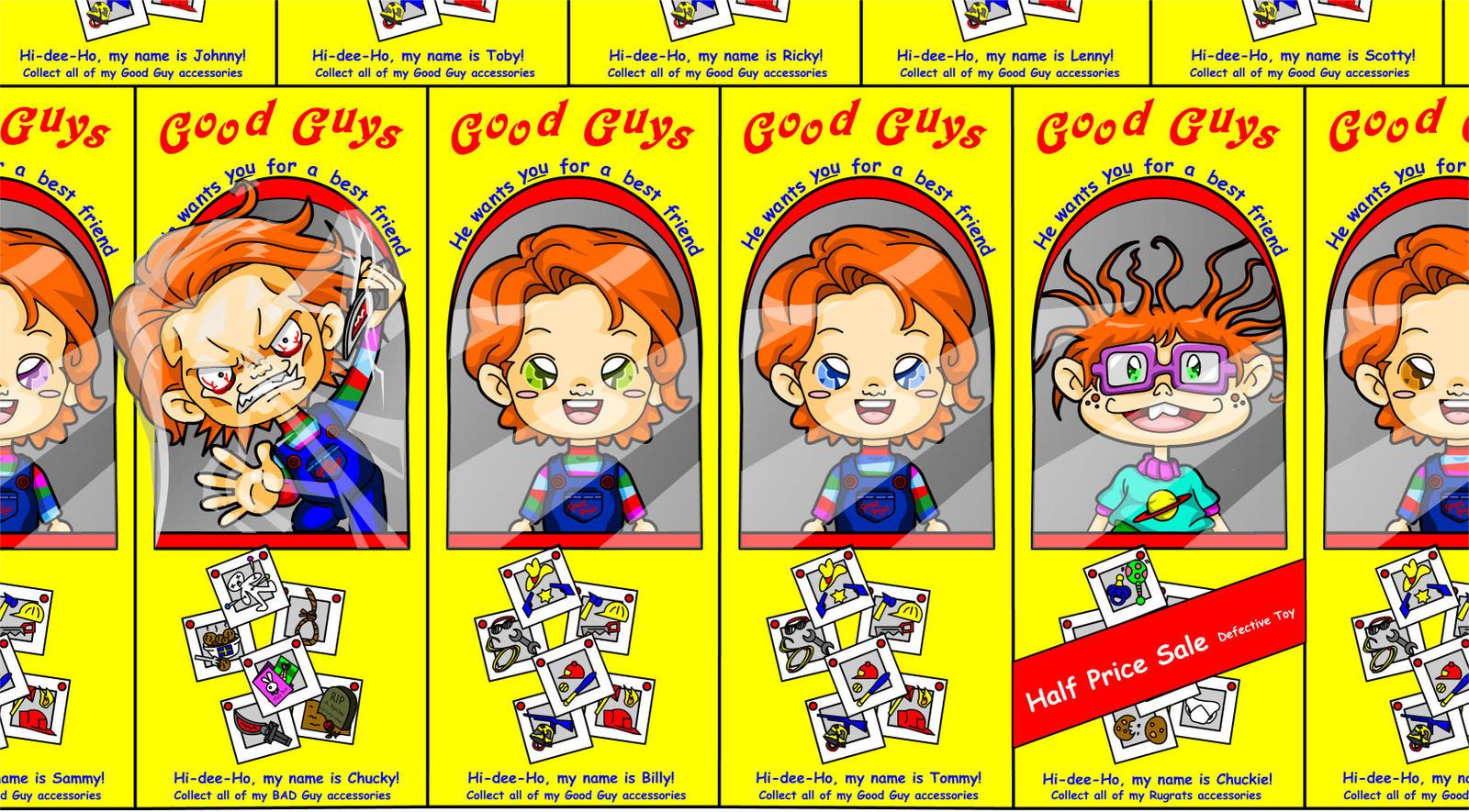 Good Guy Chucky Doll For Sale