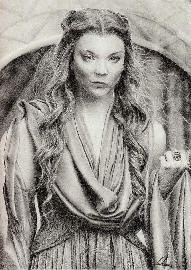 Margaery Tyrell 1 by xXIvanaNWXx