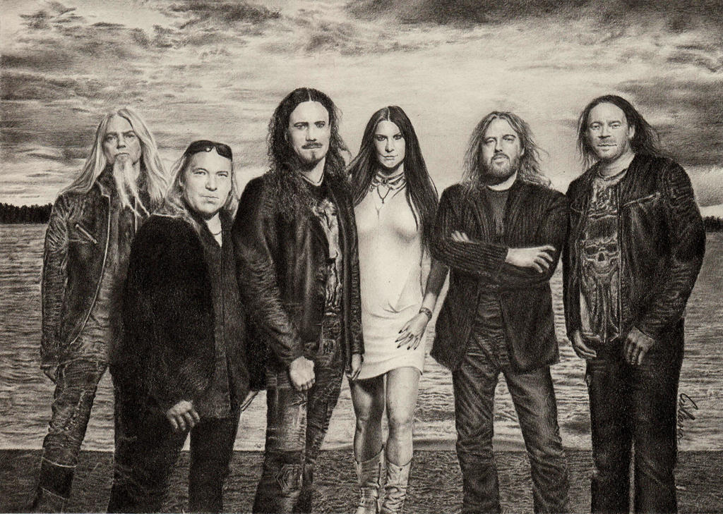 Nightwish 201601 by xXIvanaNWXx