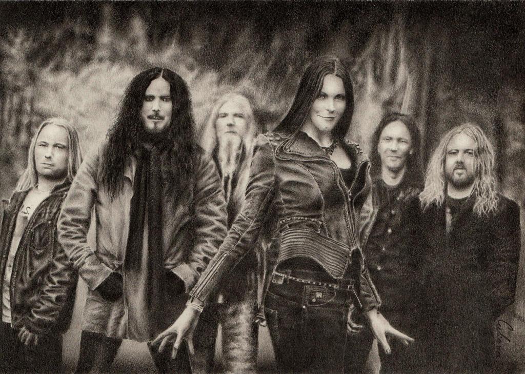 Nightwish 201602 by xXIvanaNWXx
