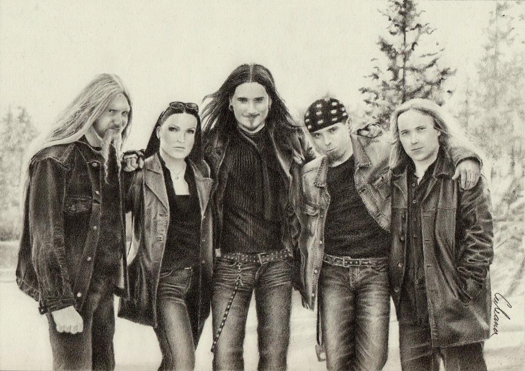 Nightwish 201603 by xXIvanaNWXx