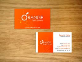 Orange - Health Insurance by daemonumbrae