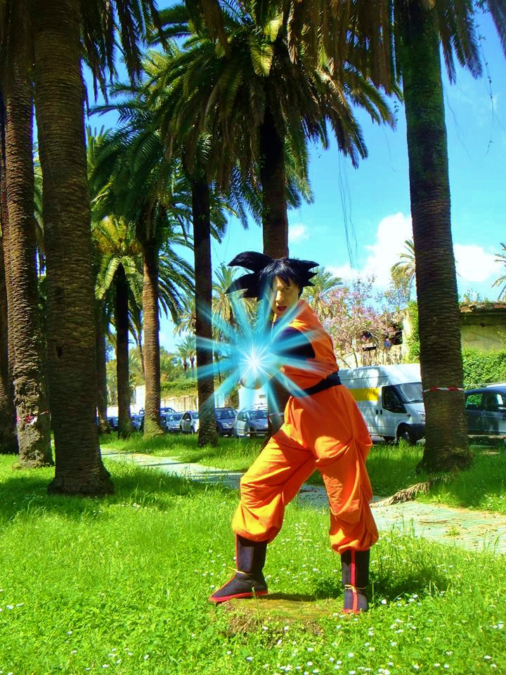 SON GOKU by songokouh1