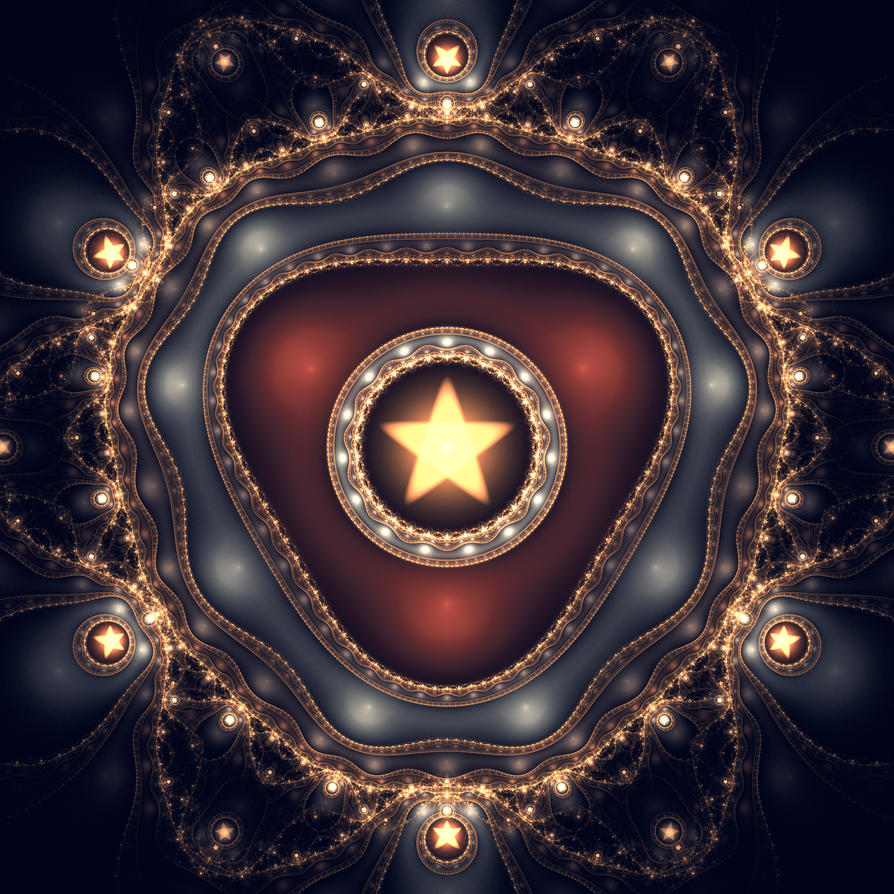 Celestial Vault by Cosmic-Cuttlefish