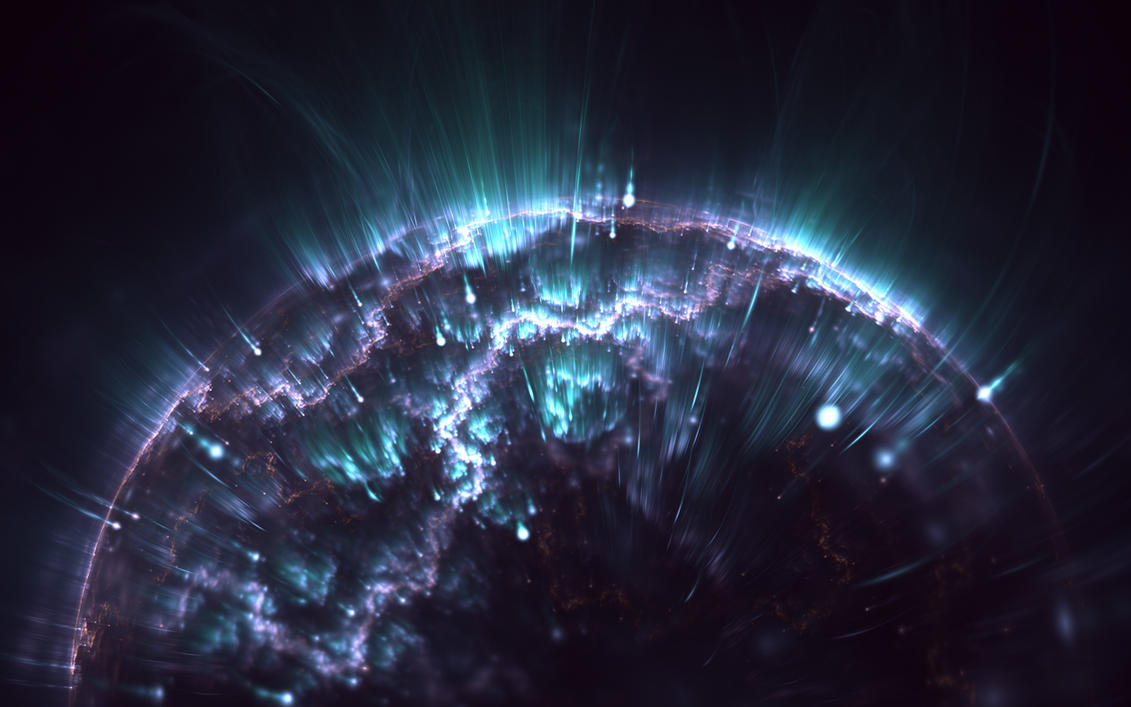 Magnetospheric Plasma by Cosmic-Cuttlefish