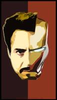 Iron Tony by omarmohsen