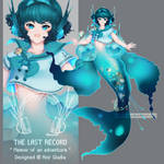 [ADOPT] The Last Record [Set price::OPEN] by Noir-Gladia