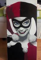Harley Quinn Gotham Girls by momo-mel