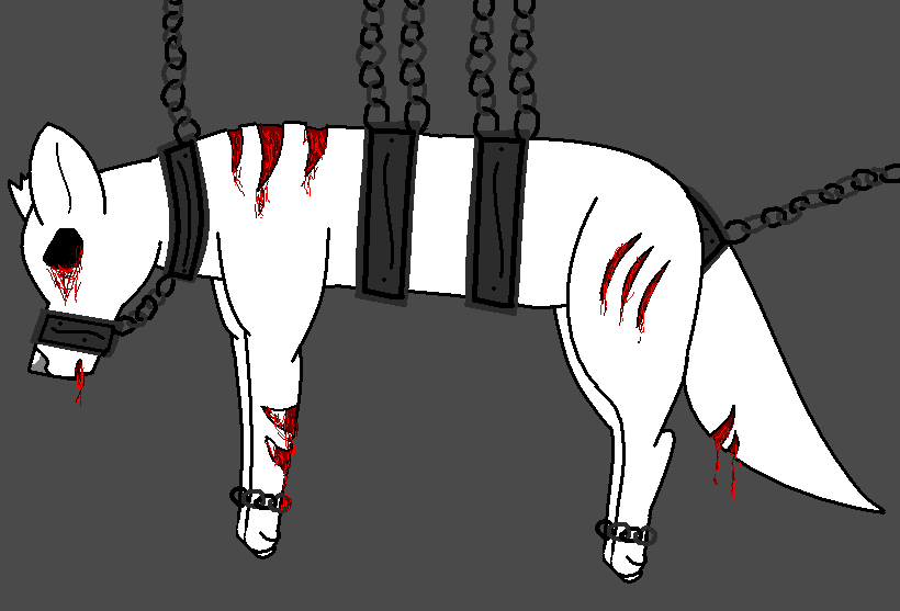 dead wolf base by sonicluffy1 on deviantart