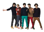 One Direction - PNG/Render by tommz2011